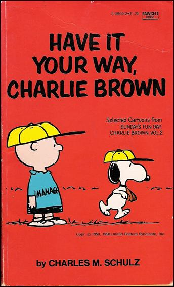 have it your way charlie brown