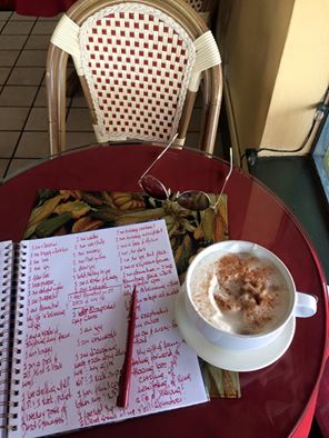 Cup of Chai and Journal